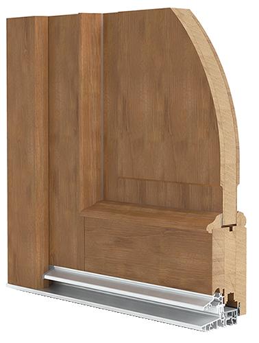 d couvrez nos portes d 39 entr e en bois sur mesure. Black Bedroom Furniture Sets. Home Design Ideas
